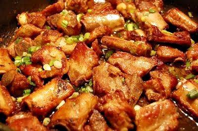 Como fazer costelinha de porco frita